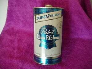 Pabst-Blue-Ribbon-Snap-top-Beer-Can-Quart