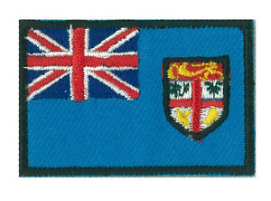 Écusson patche drapeau COLOMBIE petit 45 x 30 mm brodé thermocollant