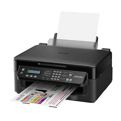 NEW Epson - WF-2510 - 4 Colour Multifunction Printer from Bing Lee