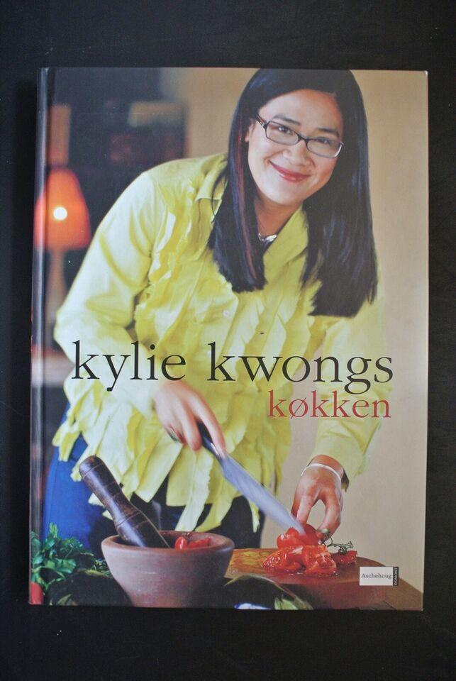 kylie kwongs køkken, af kylie kwong, emne: mad og vin