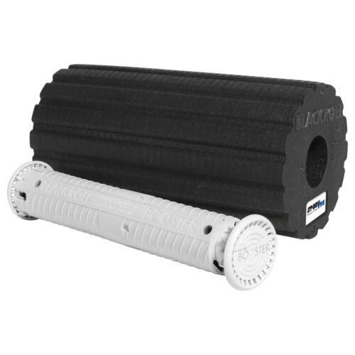 2 pièces auto-massage faszienrolle faszienroller Blackroll Booster-Set Groove