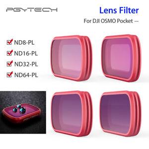 Filtre Pour Dji Osmo Objectif Pgytech Hd (nd8-pl, Nd16-pl, Nd32-pl, Nd64-pl)