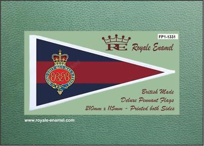 ROYALE ANTENNA PENNANT FLAG ROYAL MILITARY POLICE RMP FP1.1677