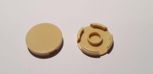 LEGO® 4 x 14769 Fliese rund 2 x 2 beige 6066344 Tan Star Wars Creator C01