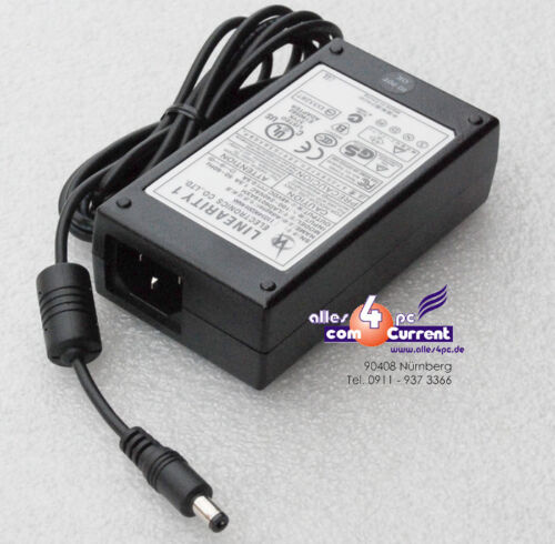 48v 48 V voltios fuente de alimentación linearity lad6019axh AC adapter Power Supply New nuevo