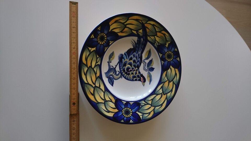 Fajance, Blue Pheasant, Royal Copenhagen