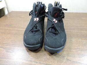 newest cc97e 5c439 Image is loading Nike-Air-Jordan-8-Retro-305381-061-Basketball-