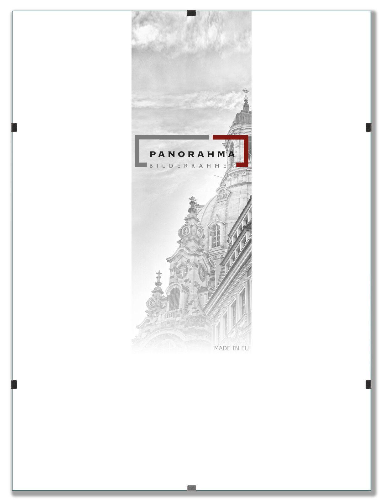 Bildträger Rahmenloser Bildhalter Clip Rahmen Bilderrahmen Normalglas Panorahma Panorahma Panorahma | Zart  2c1ee4