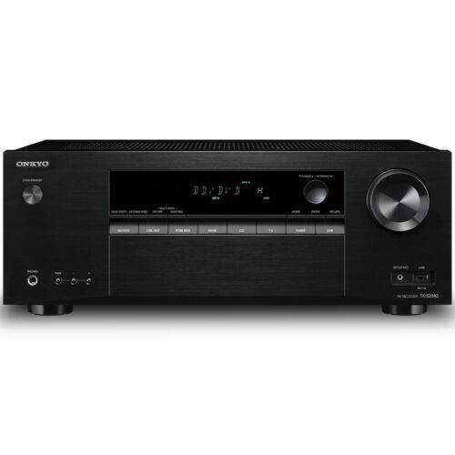Onkyo 7.2-Channel Network with 155 Watt Audio//Video Receiver /& Dolby Atmos