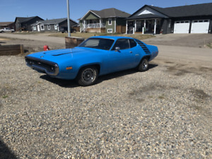1972 Plymouth Satellite For Sale- Own a Muscle Car!