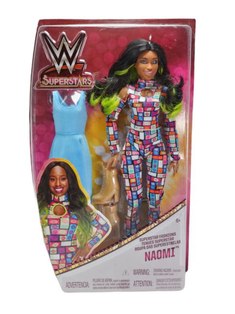 WWE Superstars Girls Doll and Fashion 2018 Naomi for sale online ...