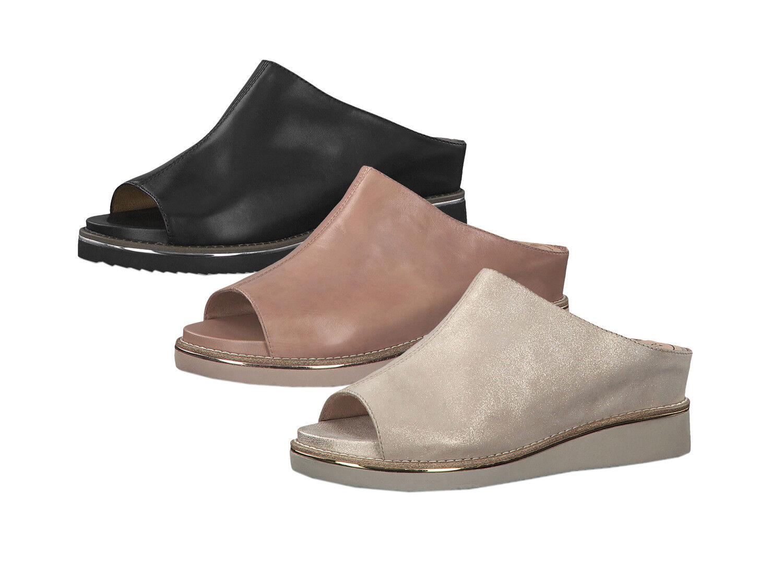 Tamaris 1-27208-22 sandalia es señora plataforma Clogs tacón de cuña