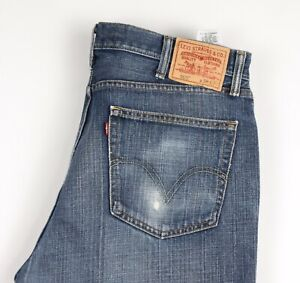 Levi's Strauss & Co Hommes 505 Jeans Jambe Droite Taille W38 L30 BBZ228