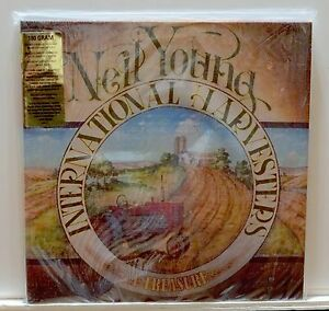 Neil Young Amp The International Harvesters A Treasure 180
