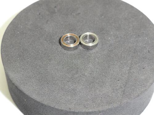Deux japonais ISC S.S portant pour Daiwa Shimano reels 5*8*2.5 mm