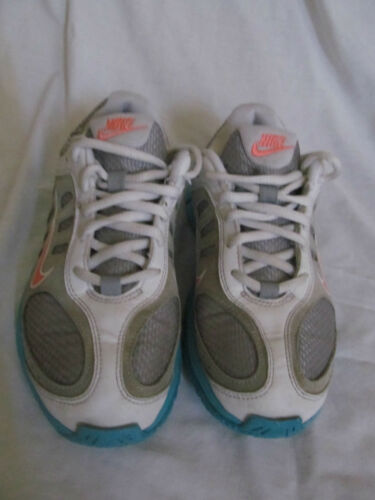 4y Rosa In ~ 4 Nike Euc Azul Inspirar Zapatos Tenis Juventud Niña Atletismo qU7RR1