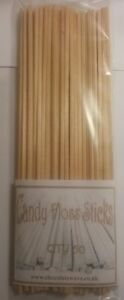 50-Traditional-Quality-Candy-Floss-Cotton-candy-11-034-FOODGRADE-sticks-1ST-CLASS