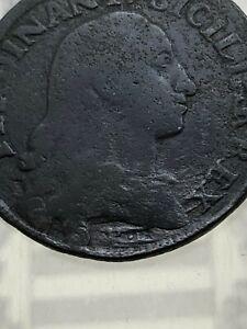 Unreleased-12-Chevaux-1789-Manquant-P-Symbole-Jamais-vu-Premiere-Naples-Ardie