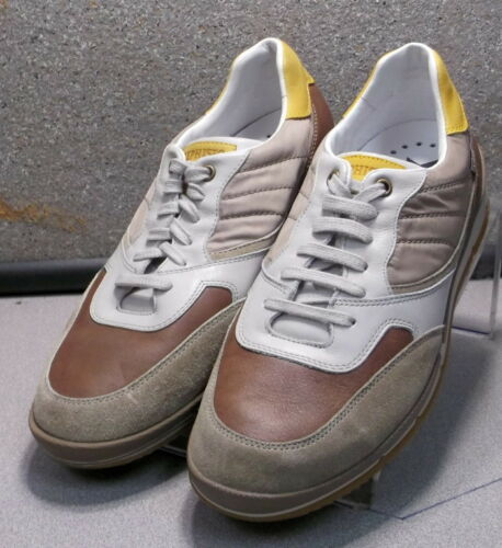 MNP1227172 MMPF60 Men/'s Shoes Size 8 M EUR 7.5 Leather Lace Up Mephisto