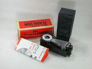 Vintage-Dia-4-Way-Flash-Gun-Model-FL-4-New-Old-Stock-By-KASHIMURA-Co-Ltd
