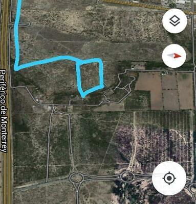 Terreno en venta 5000 metros área de Simeprode Escobedo Nuevo León.