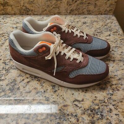 Nike Air Max 1 CT1207 200 Houndstooth Size 12.5 | eBay
