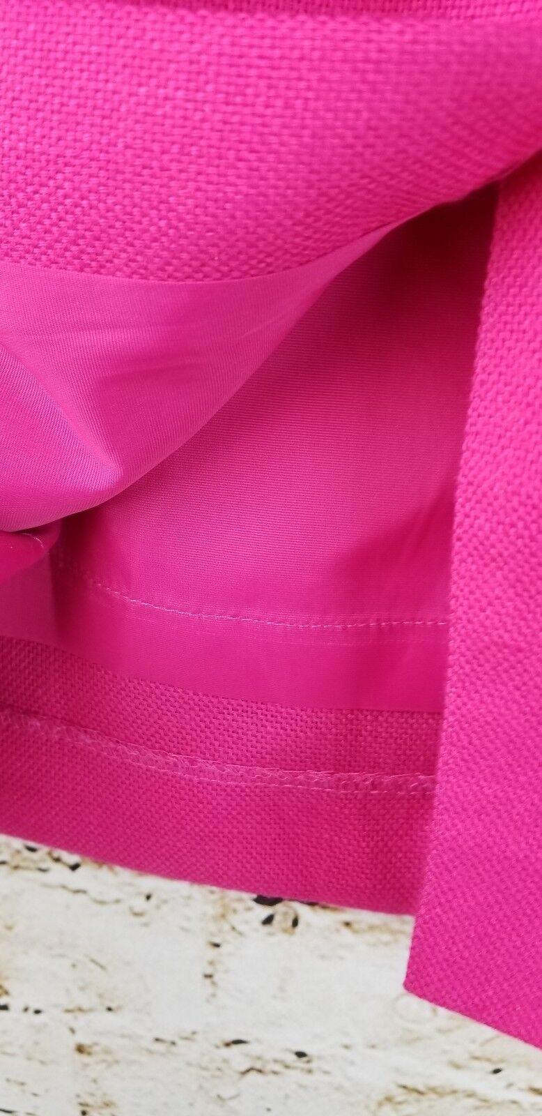 Vintage Arnold Scaasi Couture Womens SZ 8 Pink Li… - image 8