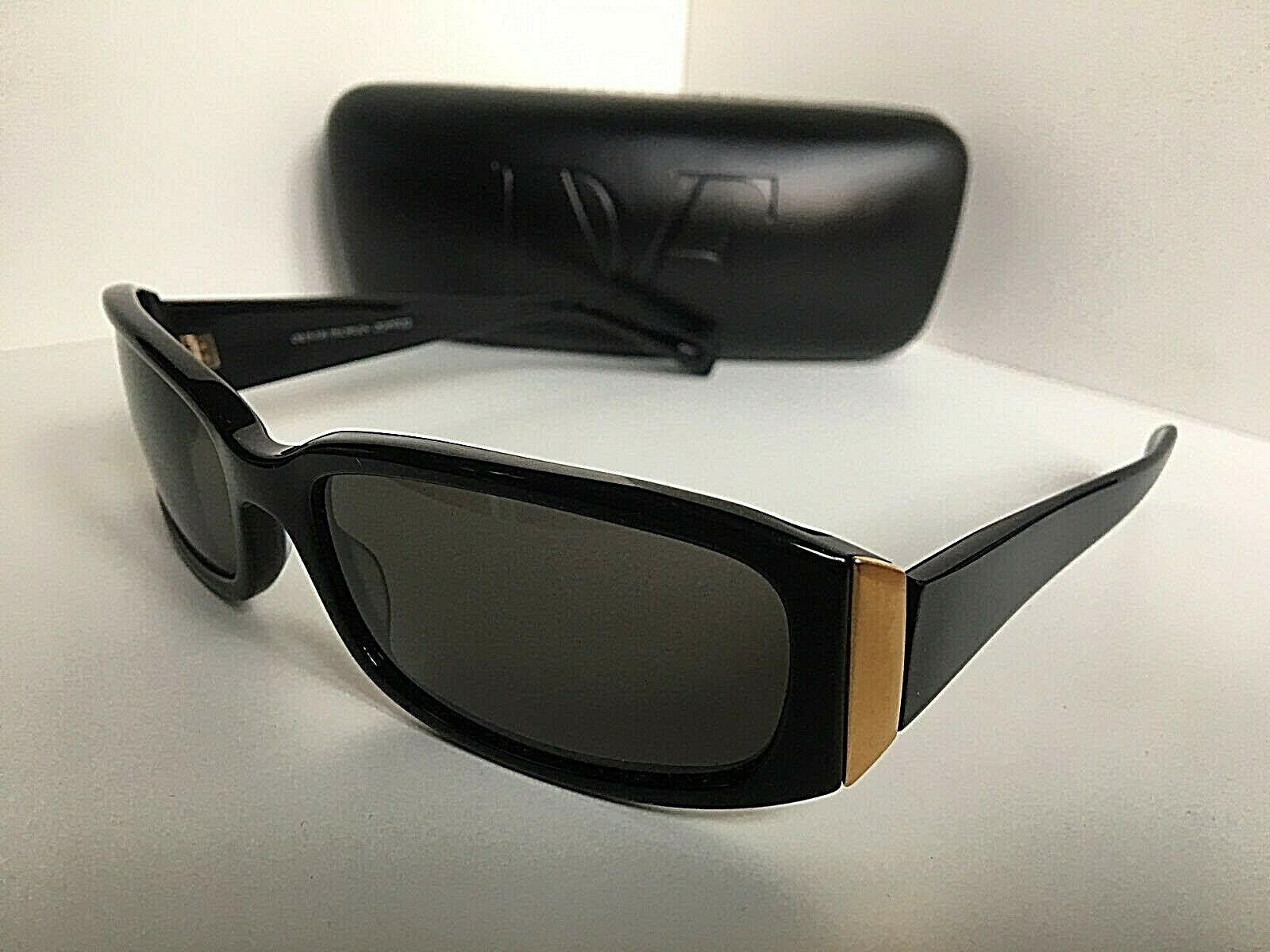 New Polarized Oliver Peoples Black 57mm Women's Sunglasses Japan