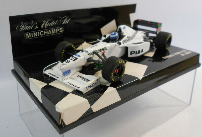Minichamps F1 1 43 Scale - 430 970019 TYRELL FORD 025 M.SALO 97'