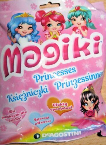 12 personnages à collectionner Magiki Princesses-Neuf-Scellé Aveugles Sacs