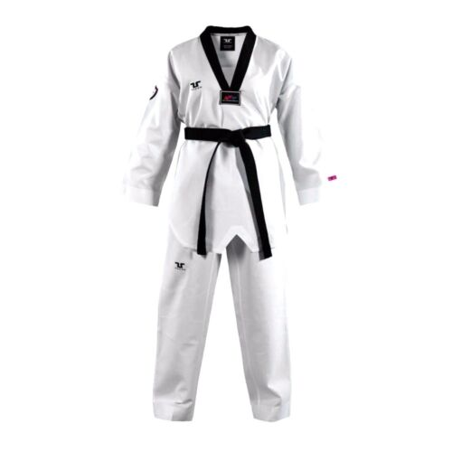 New TUSAH Taekwondo FIGHTER Uniform  WTF Professional Competition Fighter's Gi