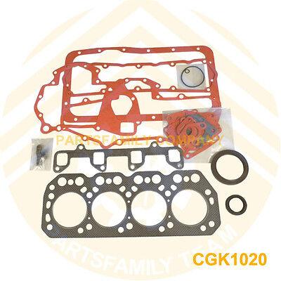 Full Engine//Head Gasket Kit for Mitsubishi K4M Diesel Excavator Digger Machinery