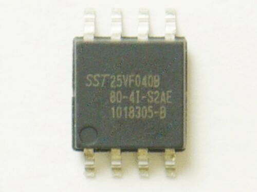 5 PCS SST25VF040B SST 25VF040B SOP8 8pin BIOS Chip  Chipset