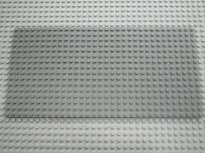 LEGO-Baseplate-16-x-32-DkStone-Ref-3857-Set-3182-7775-21005-10197-4954-7498