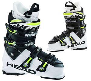 HEAD-VECTOR-100-x-bottes-de-ski-taille-28-5-Modele-en-fin-serie-2015-16-Neuf