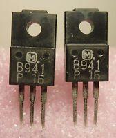 2sb941 / Transistor / To220 / 2 Pieces (qzty)
