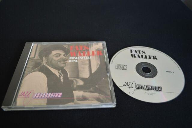 FATS WALLER HONEYSUCKLE ROSE RARE CD! JAZZ