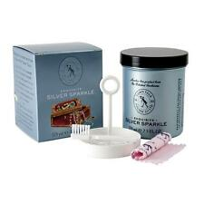 Silver Jewellery Cleaner Dip & Cloth - Town Talk Exquisite Silver Sparkle, 225ml
