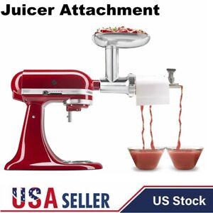 Tomato Juicer Attachment For Kitchenaid Kitchen Aid Stand Mixer Accessory Usa Ebay
