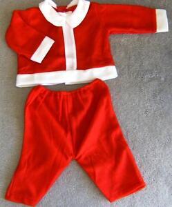 Weihnachtskostuem-Weihnachtsanzug-Baby-2tlg
