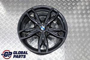 BMW-F20-F21-F22-Orbitgrey-Rear-Alloy-Wheel-Rim-18-034-8J-ET-52-M-Double-Spoke-436