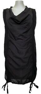 JNBY COTTON BLACK DRESS, M, $200