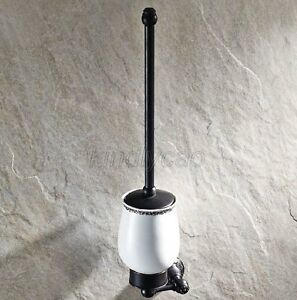 Image Is Loading Oil Rubbed Bronze Wall Mount Bathroom Wc Toilet