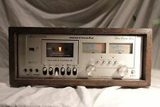 MARANTZ 5010B cassette tape deck vintage SERVICED RECAPPED VGC with custom box