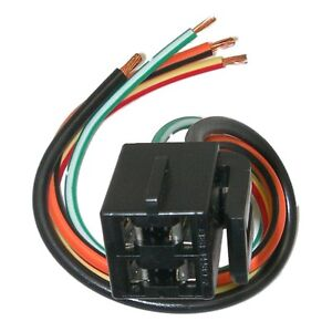 ICM Pigtail Connector Parts Master 84017 6-Wire Ignition Control Module