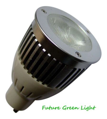 GU10 8W LED 240V HIGH POWER 430LM WARM WHITE BULB ~50W