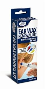 Are ear wax removal kits safe