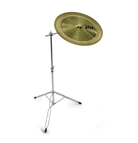 """Paiste PST3 18/"""" China Cymbal Plus Mapex Tornado Boom Cymbal Stand"""