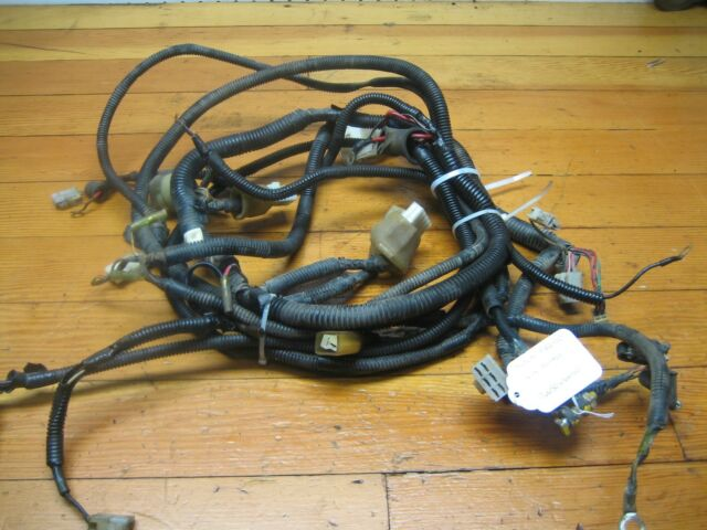 Kubota Fz2100 Diesel 4wd Wiring Harness 7665054100 Ebayrhebay: Kubota Wiring Harness At Gmaili.net