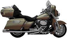 Supertrapp Chrome Fatshots Slip-On Mufflers 1995-2016 Harley Touring 728-71576
